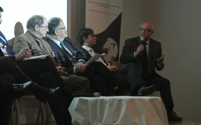 Table Ronde de l'inauguration 2/3